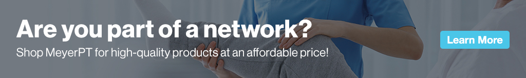 Full Page Ad – Are You Part of a Network? Shop MeyerPT for High-Quality Affordable Products  – Click to View Page