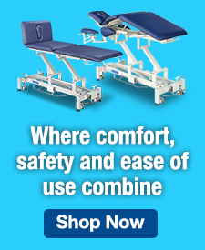 Homepage Banner Ad - Stonehaven Medical Tables - Click to Shop