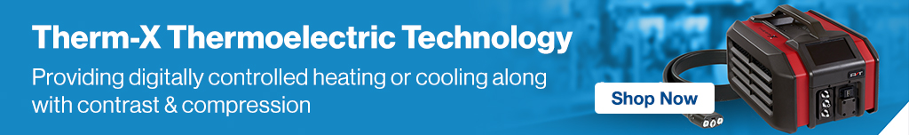 Full Page Ad – Therm-X Thermoelectric Technology for Heating, Cooling, & Compression – Click to View Page