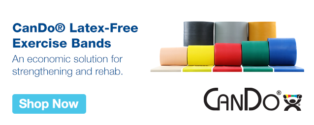 Half Page Ad – Can-Do Latex-Free Exercise Bands – Click to view page