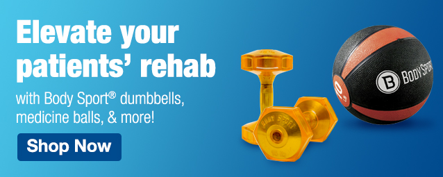 Half Page Ad – Body Sport Rehab Products – Click to view page