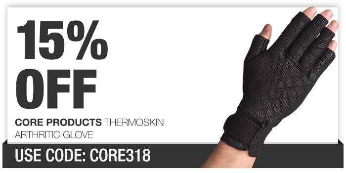 Core Products Thermoskin Arthritic Glove