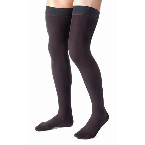 88e799db7 Men s Closed Toe Compression Socks (Thigh High)   More at Meyer Physical  Therapy
