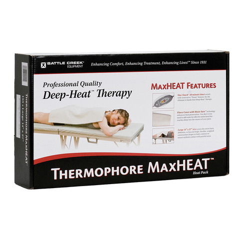 MaxHEAT Arthritis Pad & More at Meyer Physical Therapy