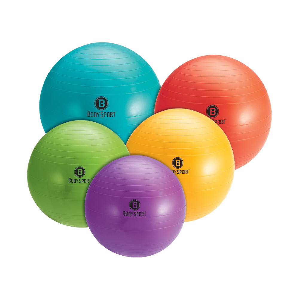 Body Sport Fitness Balls (Retail Packs)