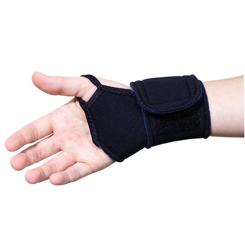 Neoprene Wrist Support with Thumb Loop & More at Meyer Physical Therapy