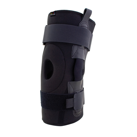 Compression Airmesh Dual Pivot Hinged Knee Brace (Open Popliteal) & More at Meyer Physical Therapy
