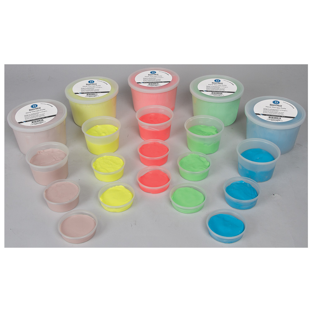 BodyMed Hand Therapy Putty Cups