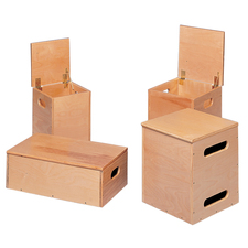 Rehab & Exercise - Bailey Manufacturing Lift Boxes - Click to Shop