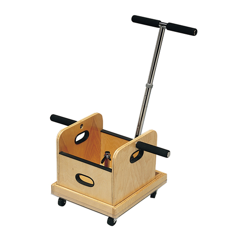 Work Device with Lifting Box & Push Cart & More at Meyer Physical Therapy