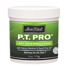 P.T. Pro Soft Tissue Massage Balm & More at Meyer Physical Therapy