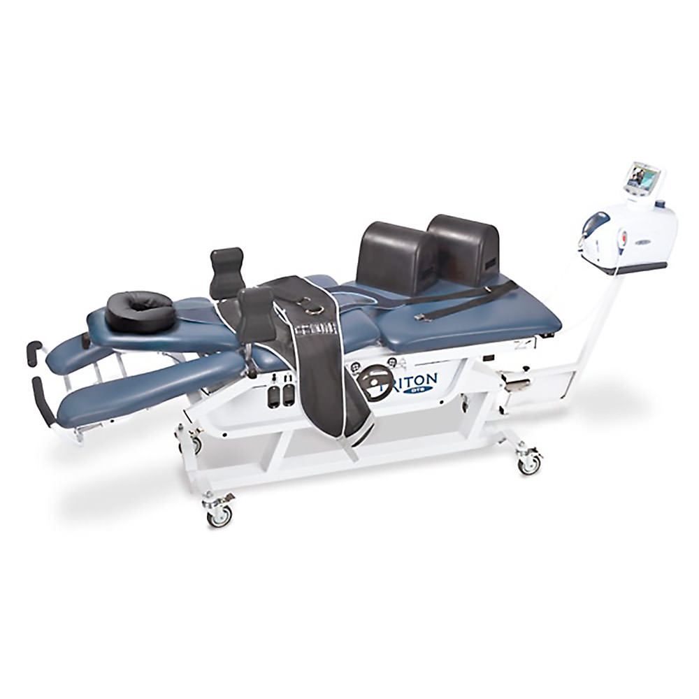 Triton DTS Advanced Traction Table Package
