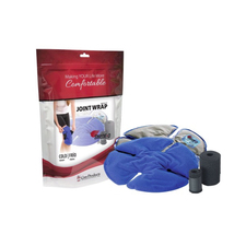 Cervical Orthotic, Wrap Cold Compression Therapy Pack