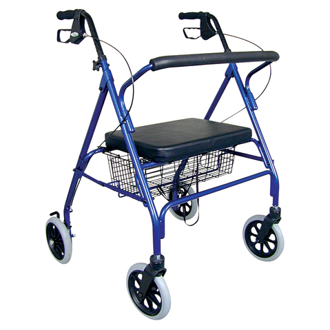 Ultra Lightweight Hemi Aluminum Rollator & More at Meyer Physical Therapy
