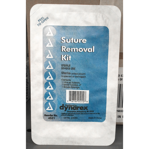 Suture Removal Kit & More at Meyer Physical Therapy