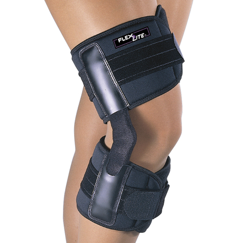 Flexlite Hinged Knee Support & More at Meyer Physical Therapy