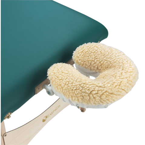 Fleece Crescent Headrest Cover & More at Meyer Physical Therapy