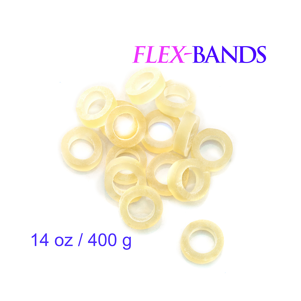 Facial-Flex Replacement Flex-Bands