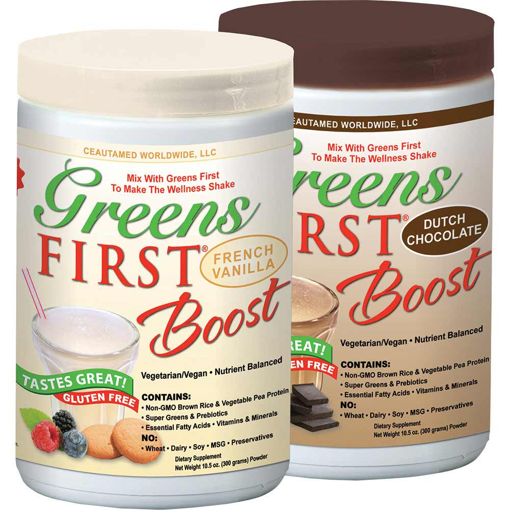 Greens First Greens First Boost