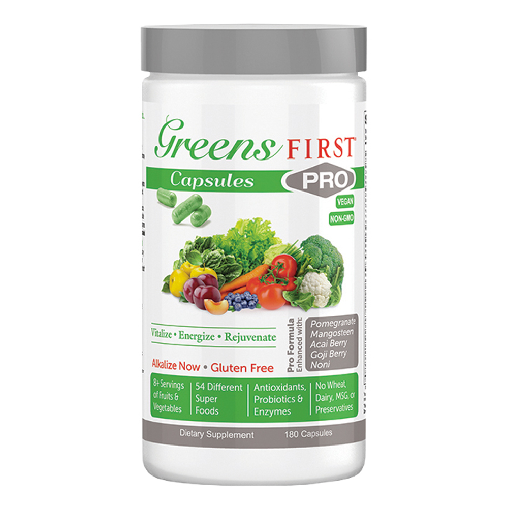 Greens First Greens First PRO Capsules