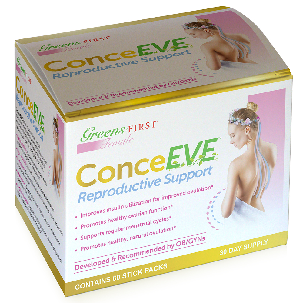 Greens First Greens First Female - ConceEVE Reproductive Support