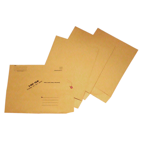 x ray mailing envelopes at meyer physical therapy