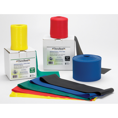 Latex-Free Professional Resistance Band (50 yd. Roll) & More at Meyer Physical Therapy