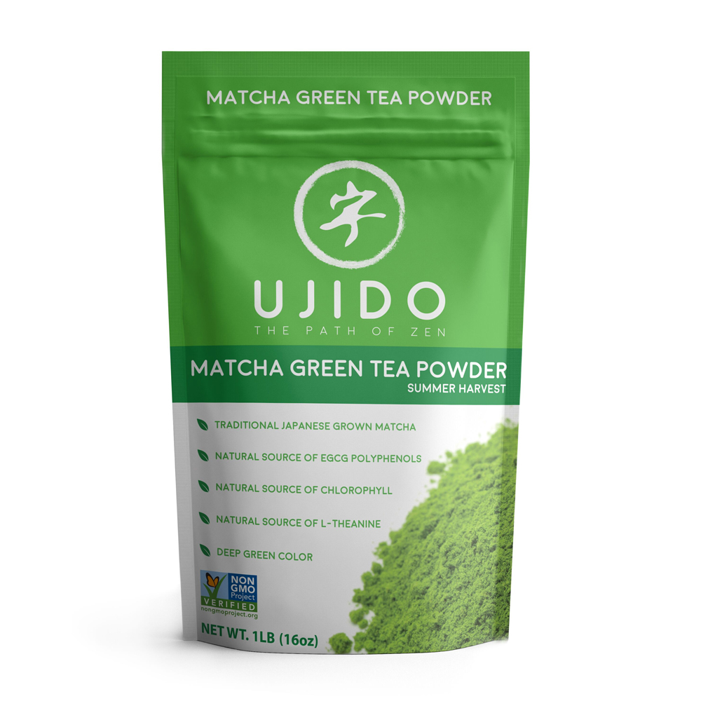 Ujido Summer Harvest Matcha Green Tea Powder