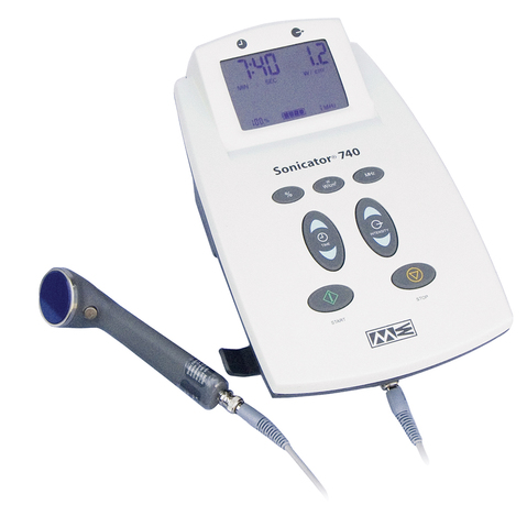 Sonicator 740 & 740X Ultrasound Unit & More at Meyer Physical Therapy