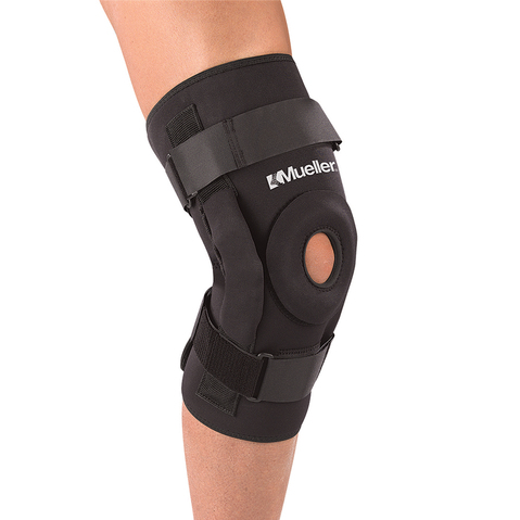 PRO-LEVEL Deluxe Hinged Knee Brace & More at Meyer Physical Therapy