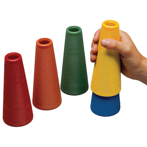 Stacking Cones & More at Meyer Physical Therapy