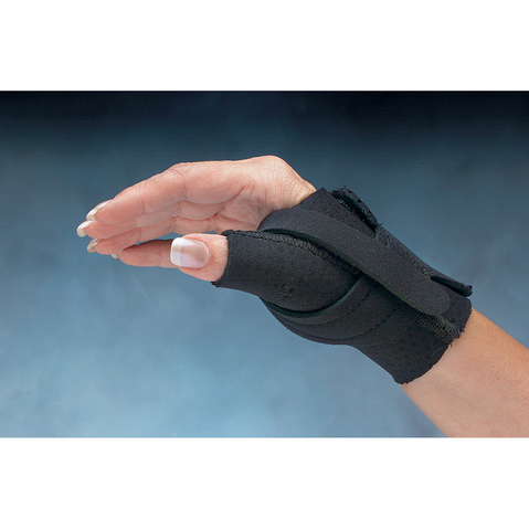 Comfort Cool Wide Wrist Wrap At Meyer Physical Therapy