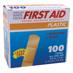 Flexible Fabric Adhesive Bandages (2