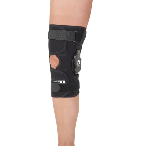 Form Fit ROM Knee Wrap (Short Open) & More at Meyer Physical Therapy