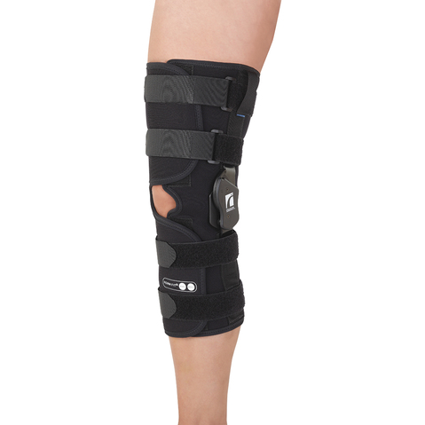 Form Fit ROM Knee Wrap (Long Open) & More at Meyer Physical Therapy