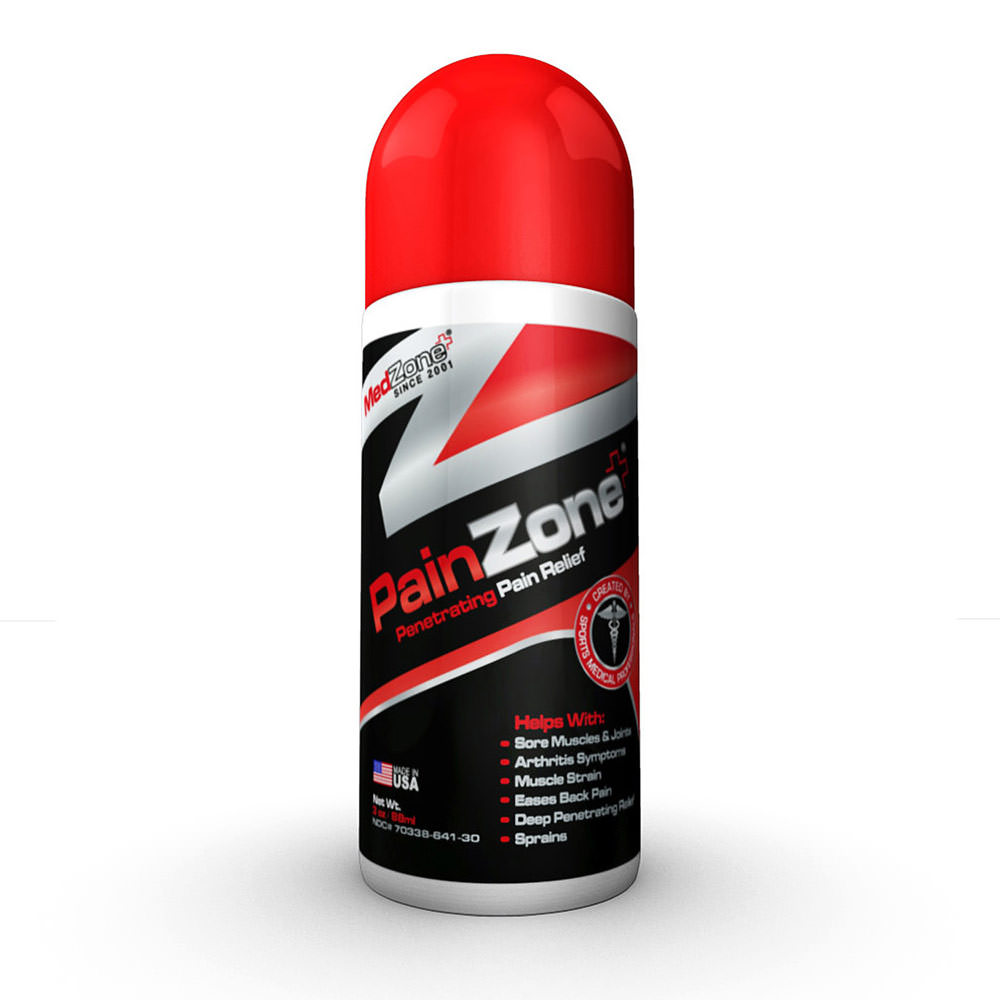 MedZone PainZone Penetrating Pain Relief