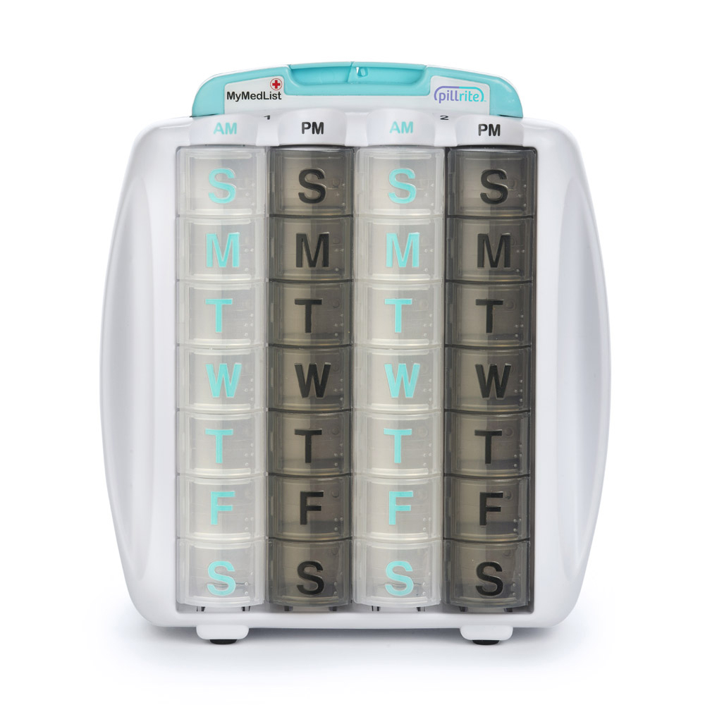 MeyerPT Featured Products - PillRite Monthly Pill Management System - Click to Shop
