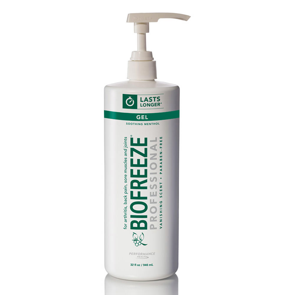 MeyerPT Featured Products - Biofreeze Professional Topical Analgesic - Click to Shop