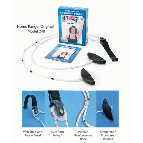 Home Ranger Over-The-Door Shoulder Pulley & More at Meyer Physical Therapy