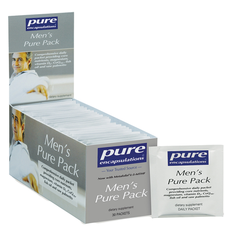 Pure Encapsulation Men's Pure Pack at Meyer Physical Therapy
