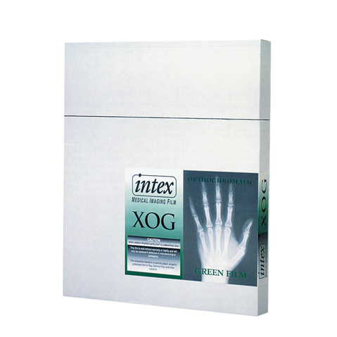 Intex AGFA Brand X-ray Film — XOG & More at Meyer Physical Therapy