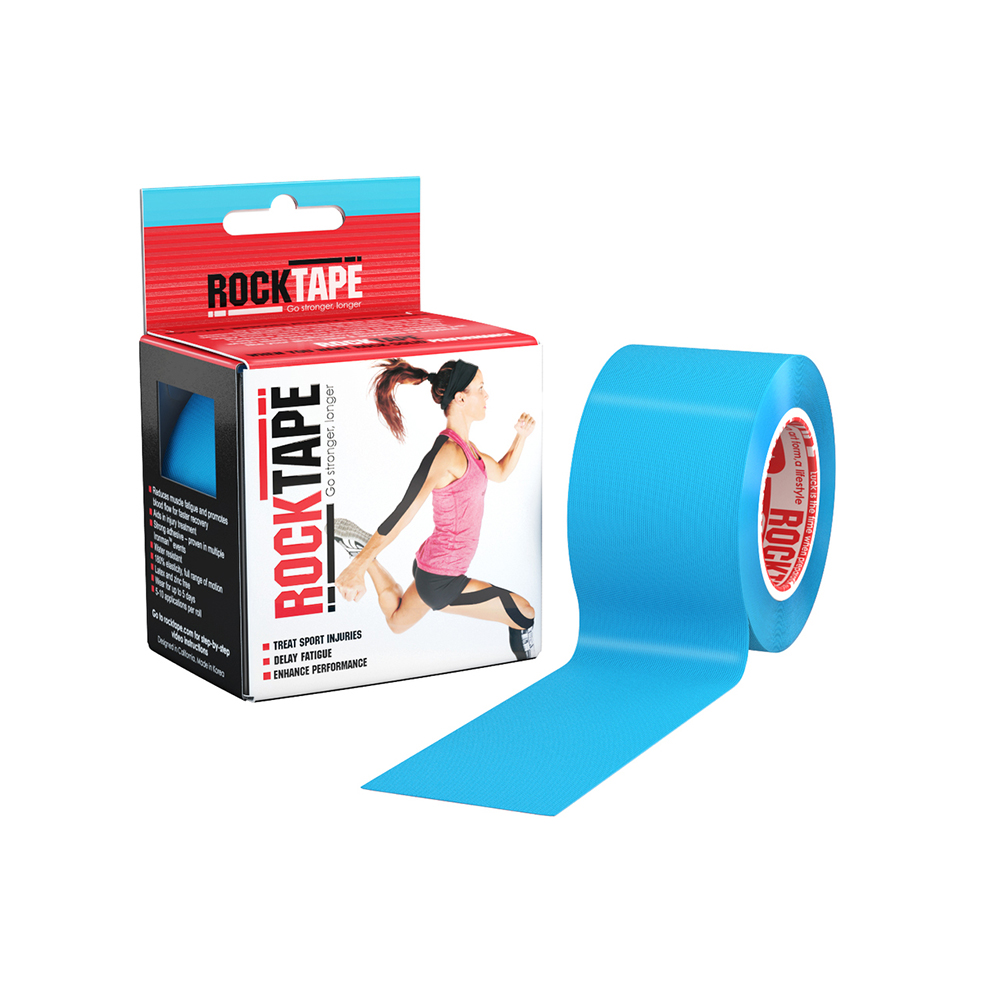 RockTape Kinesiology Tape 16.5'x2''