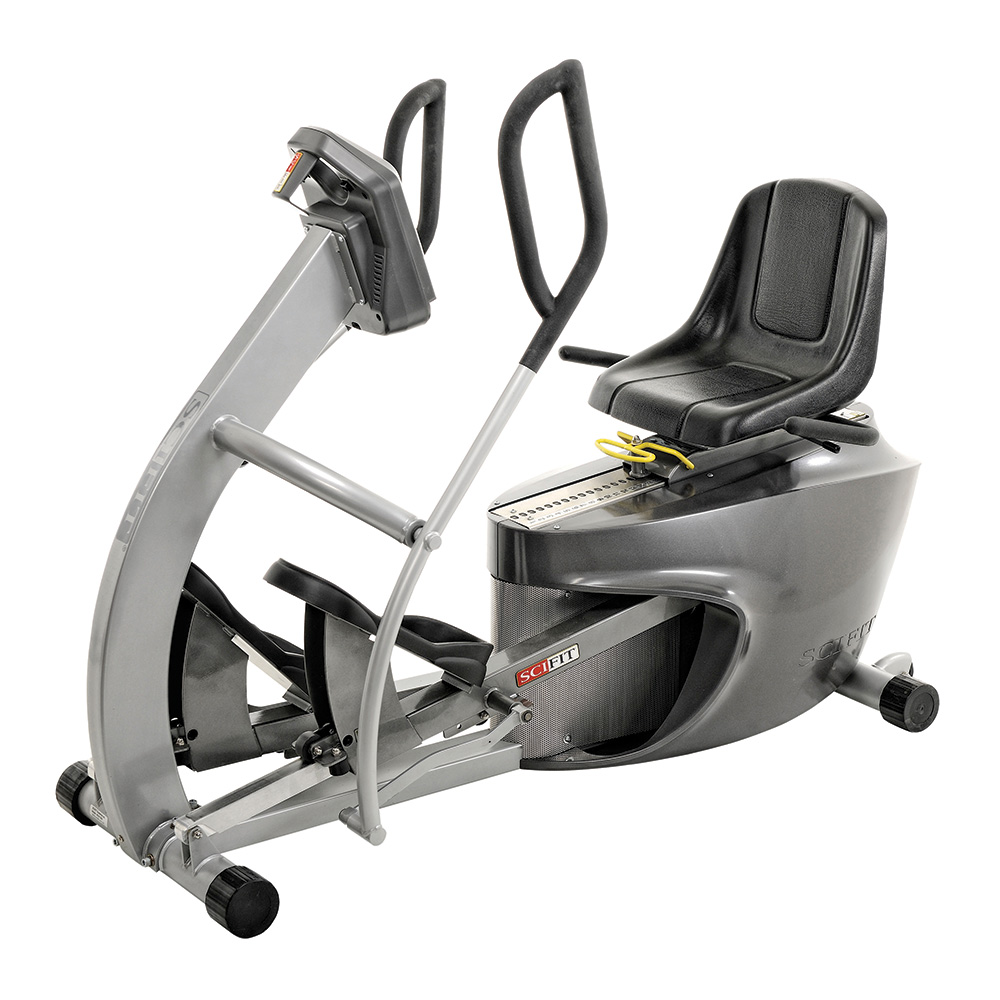 SciFit REX7001 SCI-FIT ADJUSTABLE SEAT RECUMBENT ELLIPTICAL