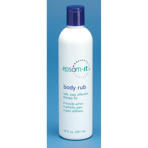 Body Rub Lotion & More at Meyer Physical Therapy