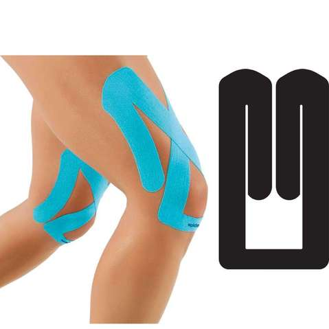Precut Upper Knee Tape & More at Meyer Physical Therapy