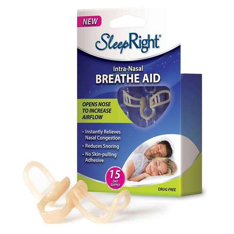 SleepRight Nasal Breathe Aid & More at Meyer Physical Therapy