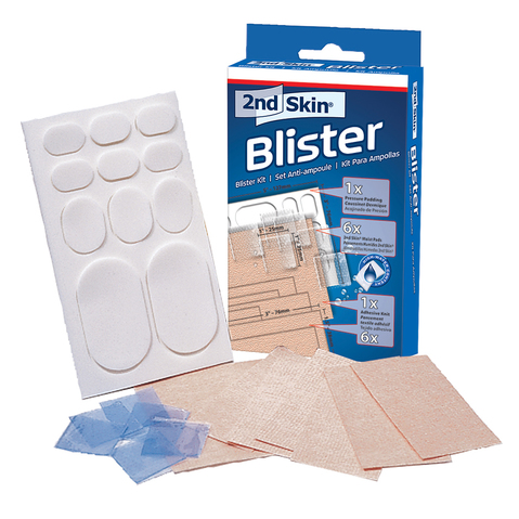 Blister Kit & More at Meyer Physical Therapy