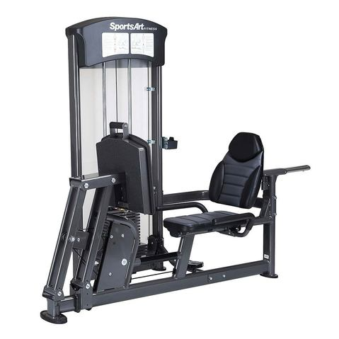 Leg Press Calf Extension & More at Meyer Physical Therapy