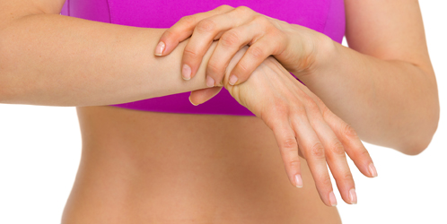 Meyer Physical Therapy's Wrist & Hand Treatment Areas