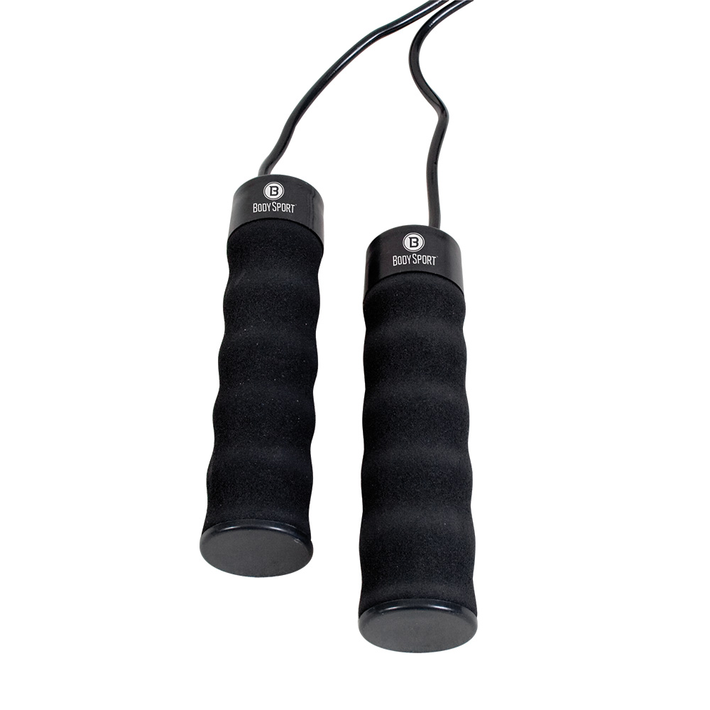 Body Sport Weighted Jump Ropes